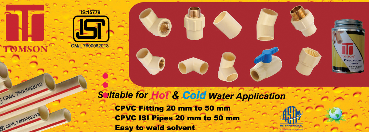 cPVC Pipe & Fitting